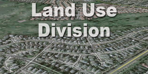 Land Use Division