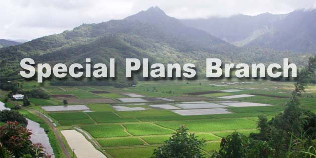 Special Plans Branch