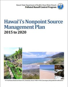 NPS Management Plan cover
