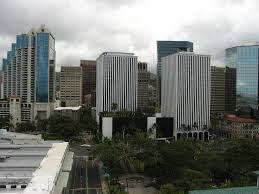 Picture of Risk Category II Downtown Honolulu Condominium and Office Towers