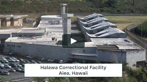 Picture of risk Category III Halawa Correctional Facility