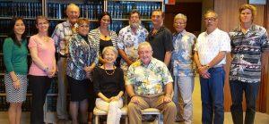 Photo of MACZAC Members